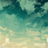 Green Skies iPad wallpaper