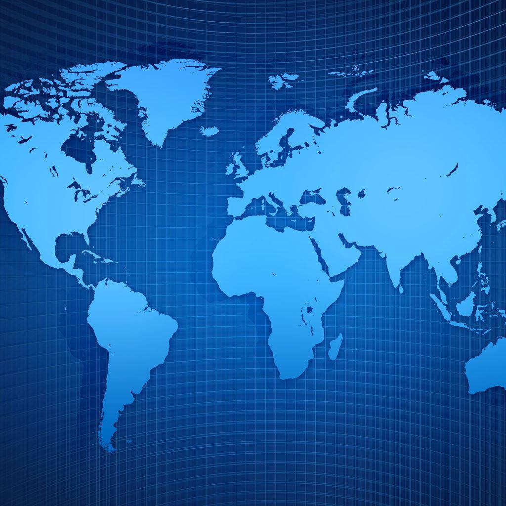 World map ipad wallpaper download iphone wallpapers ipad world map ipad wallpaper gumiabroncs Images