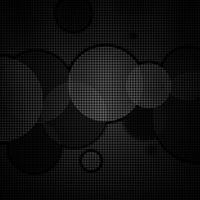Textured Circles Abstract iPad wallpaper