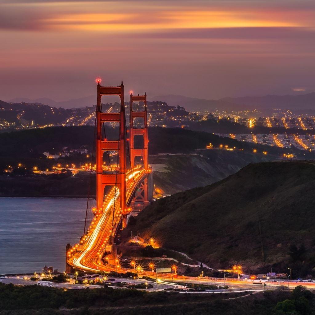 San Francisco iPad wallpaper