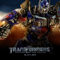 Transformers 2 iPad wallpaper