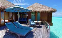 Maldives Resorts iPad wallpaper