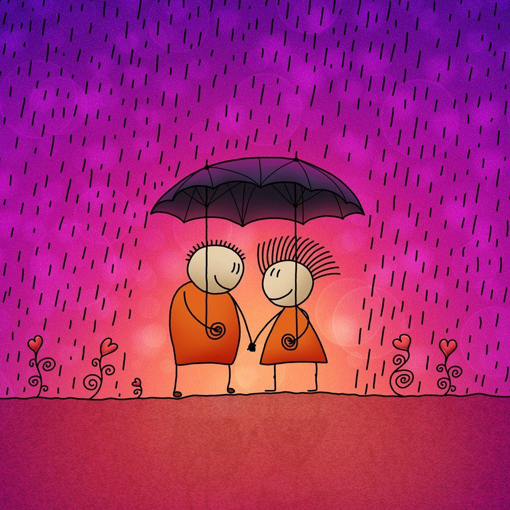 Sweet Love IPad Wallpaper