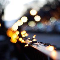 Fire Light Bright Flare Art iPad wallpaper