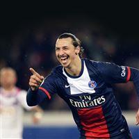 Ibrahimovic Sports Soccer iPad wallpaper