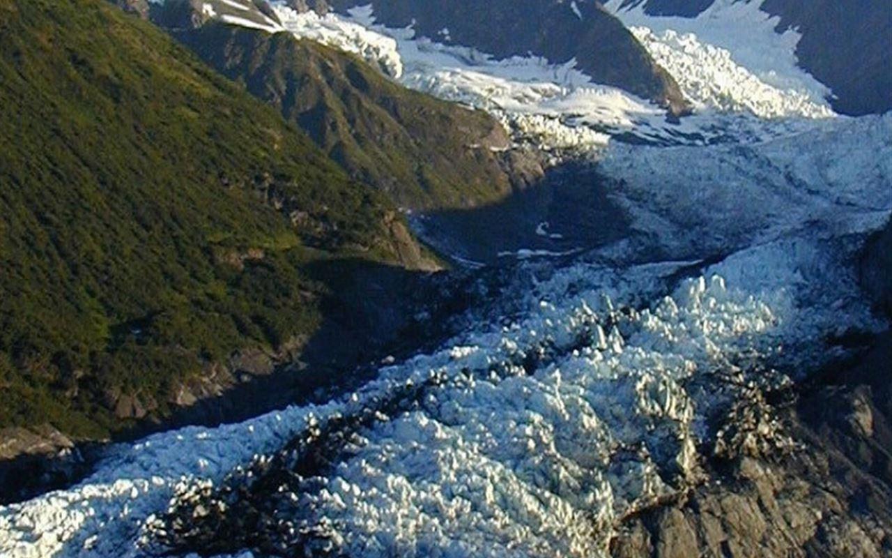 Alaska Fjord Nature Landscape IPad Wallpaper