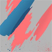 Paint Abstract Background HTC Pink Blue Pattern iPad wallpaper