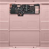 Inside Macbook Gold Apple Illustration Art Rose Gold iPad wallpaper