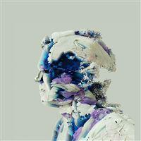 Face Abstract 3D Illustration Art iPad wallpaper