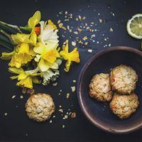 Flower Food Table Life iPad wallpaper