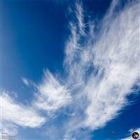 Clouds iPad wallpaper