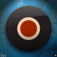 Bullseye iPad wallpaper