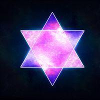 Signs star light glow iPad wallpaper