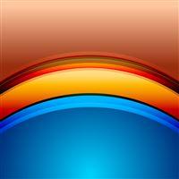 Rainbow bridge iPad wallpaper
