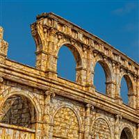 Colosseum rome italy architecture iPad wallpaper