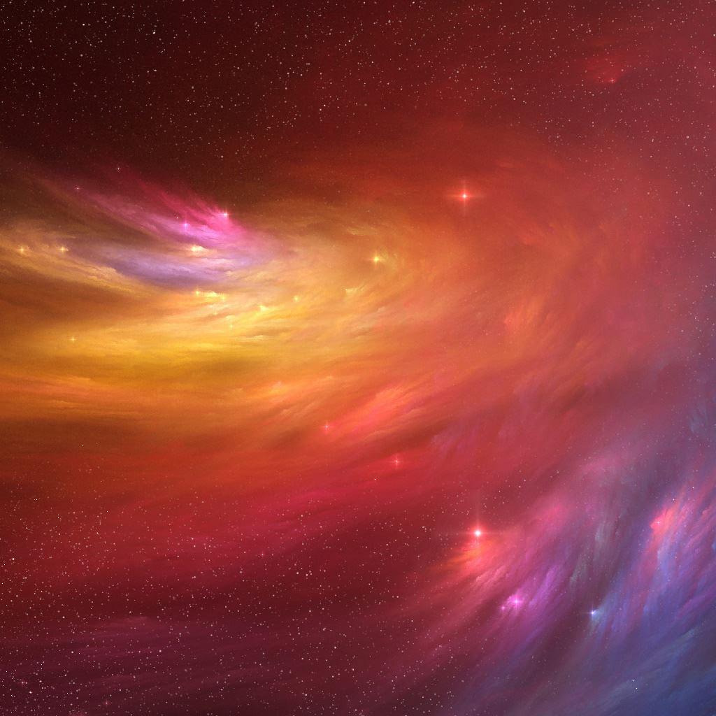 Nebula 1 iPad wallpaper