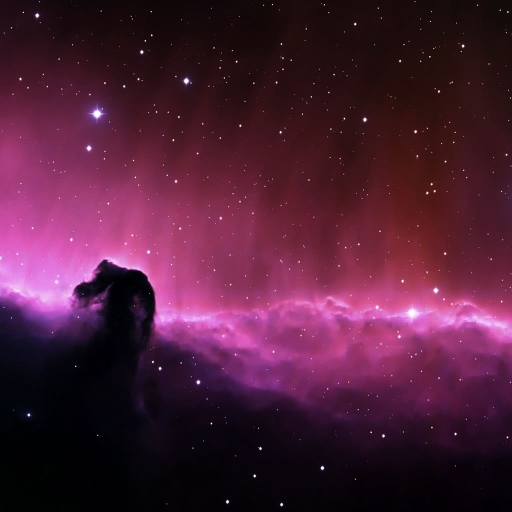 Horsehead Nebula iPad wallpaper