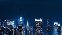 New York city skyline world iPhone 4s wallpaper