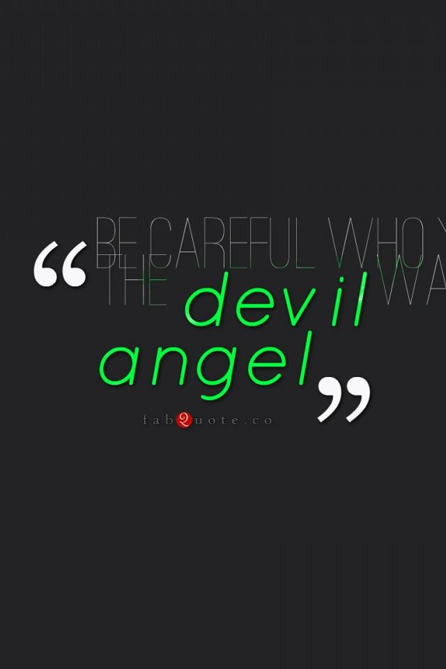 Be Careful Who You Trust Quote IPhone 4s Wallpaper