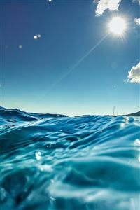 Sea iPhone 4s wallpaper