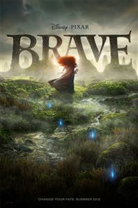 Brave iPhone 4s wallpaper
