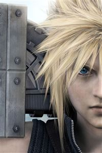 Final Fantasy Advent Children iPhone 4s wallpaper