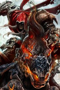 Darksiders iPhone wallpaper
