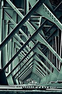 Bridge Supports iPhone wallpaper
