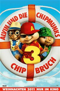 Alvin and The Chipmunks iPhone wallpaper