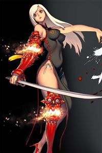 Blade and Soul iPhone 4s wallpaper
