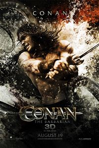 Conan 3D iPhone 4s wallpaper