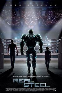 Real Steel iPhone 4s wallpaper