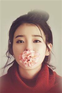 Kpop Iu Singer Music Cute Girl Sexy iPad wallpaper