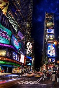 New York City iPhone 4s wallpaper