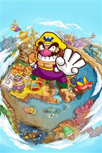 Bad Wario iPhone 4s wallpaper