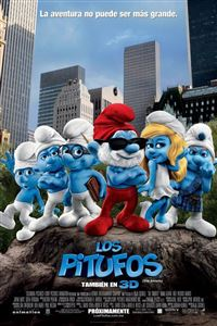 The Smurfs iPhone 4s wallpaper
