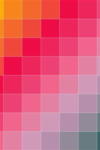 Colorful Squares iPhone 4s wallpaper