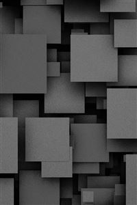 Square Party Dark Pattern iPhone wallpaper