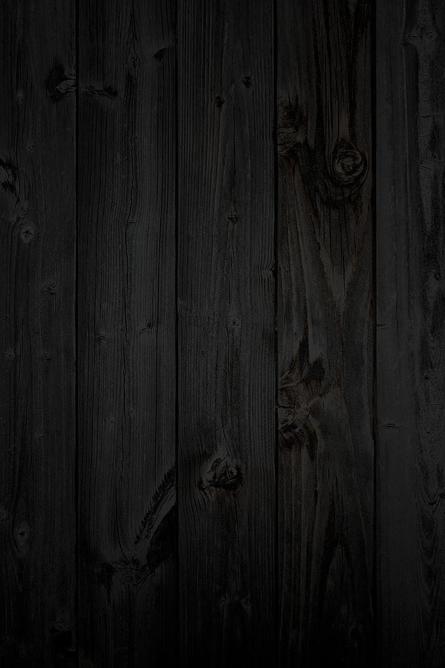 Dark Wood Texture iPhone 4s wallpaper