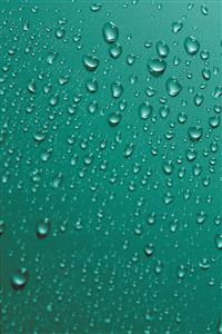 Water Droplets iPhone 4s wallpaper