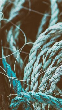 Rope Weaving Surface Macro iPhone 4s wallpaper