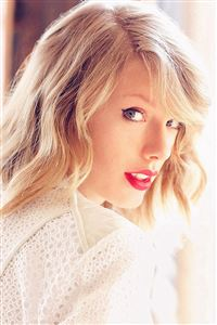 Taylor Swift Music Girl Beauty iPhone 4s wallpaper