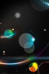 Retro iPhone 4s wallpaper