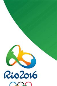 Rio 2016 Olympic Games iPhone 4s wallpaper