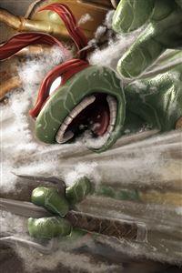 Ninja Turtles iPhone 4s wallpaper