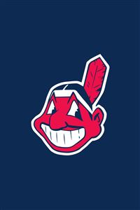 Cleveland Indians iPhone 4s wallpaper