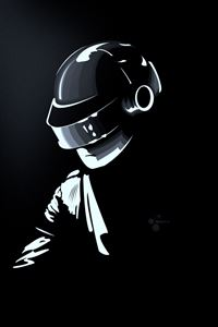 Daft Punk iPhone 4s wallpaper