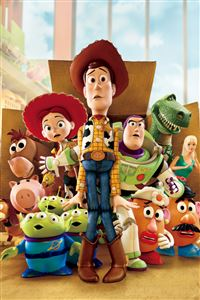 Toy Story iPhone 4s wallpaper