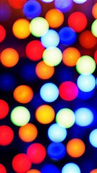 Colorful Spots Background iPhone 4s wallpaper