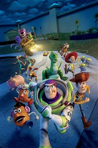 Toy Story 3 iPhone 4s wallpaper